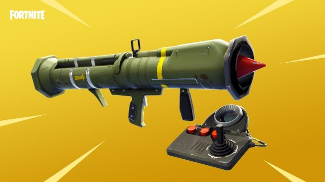 Guided Missle