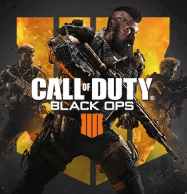 Here's my Obligatory Post About Call of Duty Black Ops 4