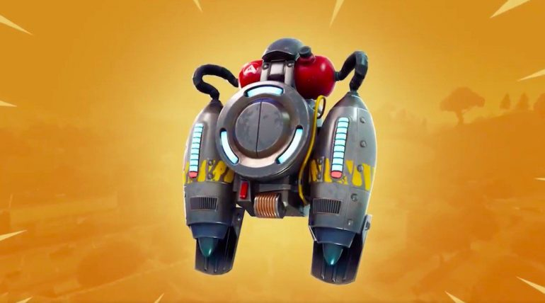 Fortnite Has Jetpacks Now and I'm Shocked I Don't Hate It