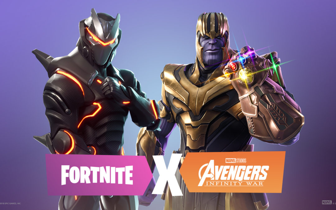 It's Actually Impressive How Much I Don't Hate the Thanos Game Mode in Fortnite