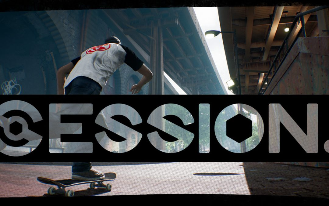 Is Session the skateboarding game that will replace Skate 4?