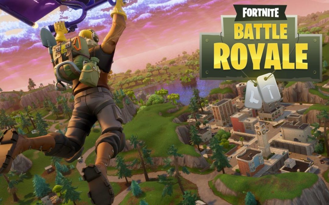 Issues with Fortnite on Switch make game unplayable [FIX]