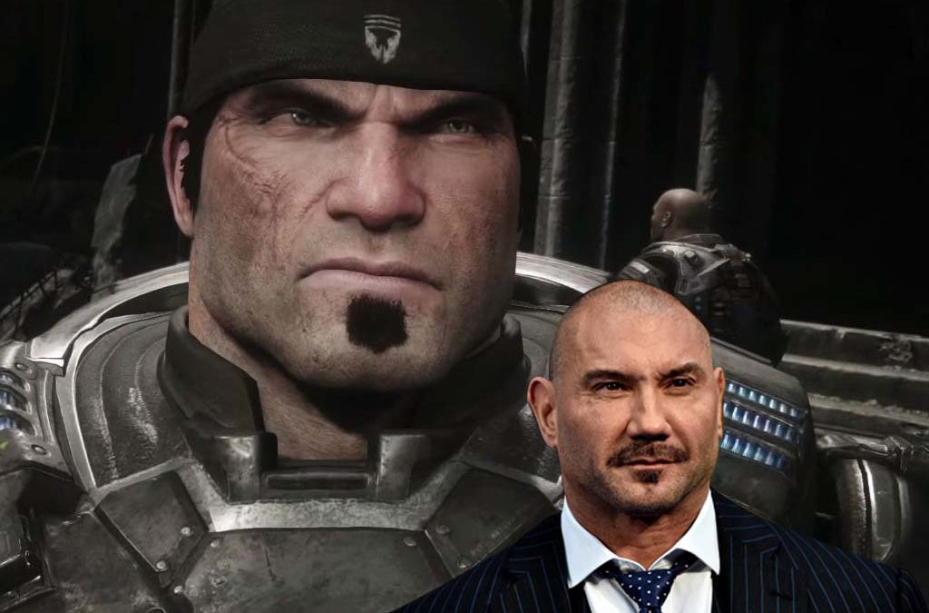 David Bautista is Pursuing a Spot in the Gears of War Movie. As guess who?