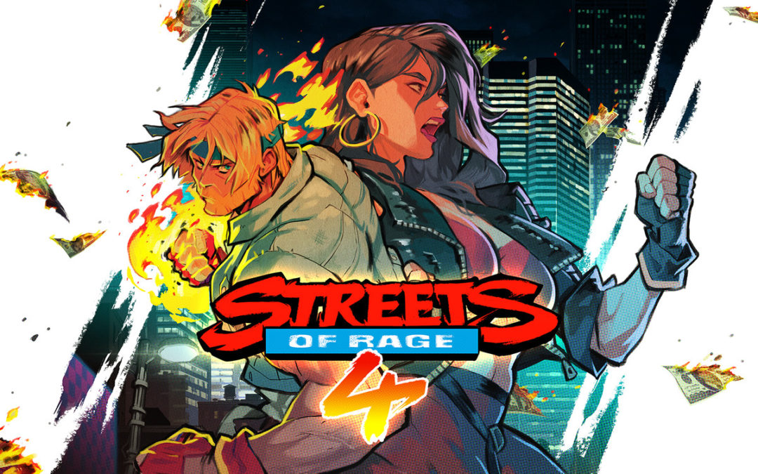 A New Streets of Rage game!! Streets of Rage 4 Trailer