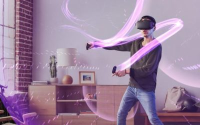 The Oculus Quest looks pretty amazing.