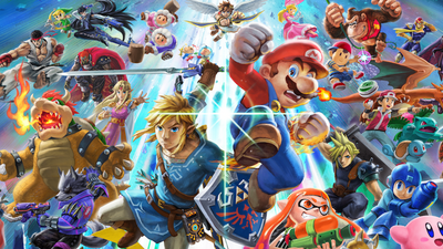What is a good super smash brothers GSP (Global Smash Power)?