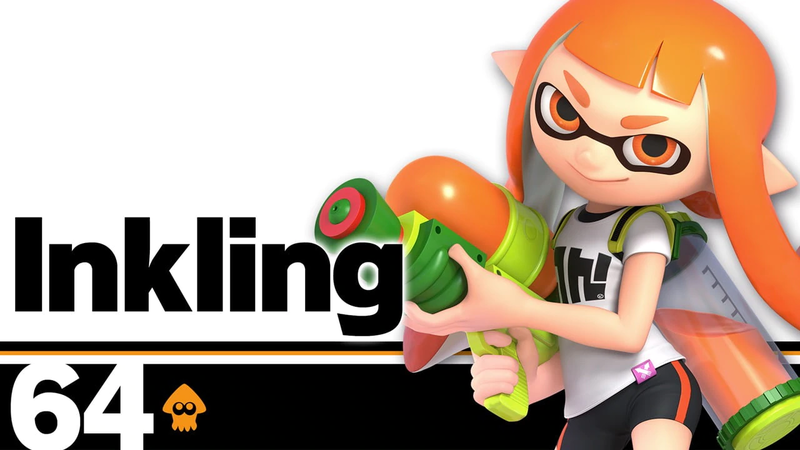 Playing Inkling (and fighting them): A Super Smash Bros Ultimate Fighter Guide