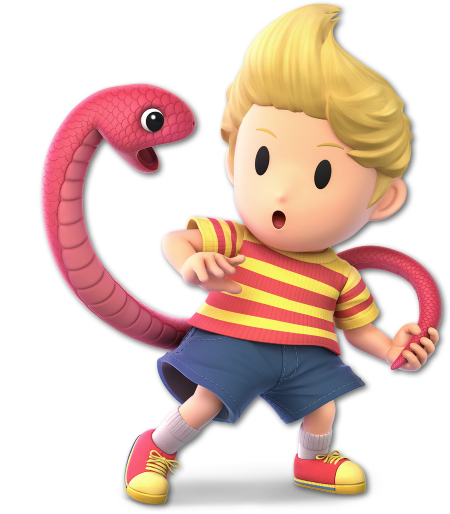 Playing Lucas: A Super Smash Bros Ultimate Fighter Guide
