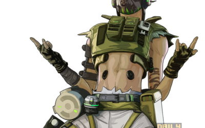 New Characters coming soon with the APEX Legends battle pass