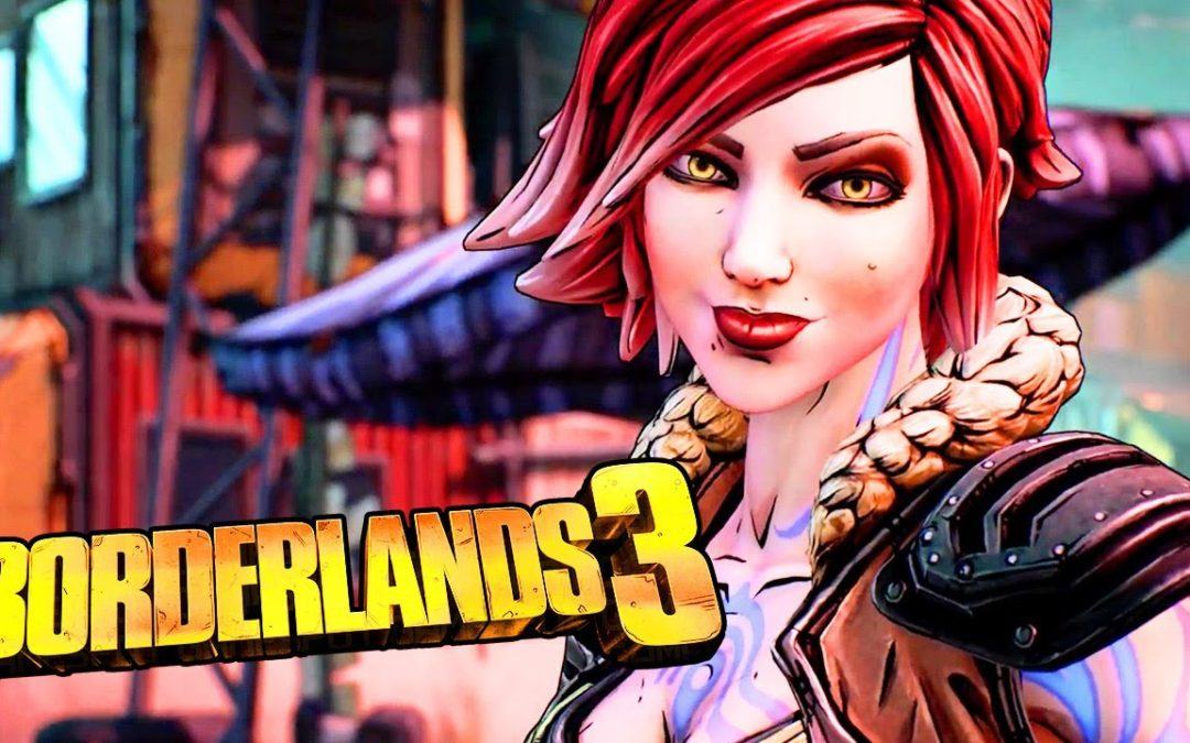 The Borderlands 3 Trailer does not disappoint!