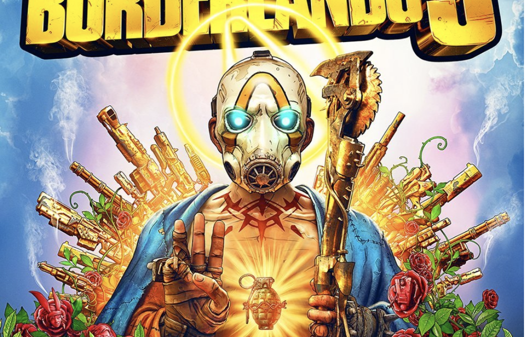 The box art for Borderlands 3 has dropped and it looks awesome!