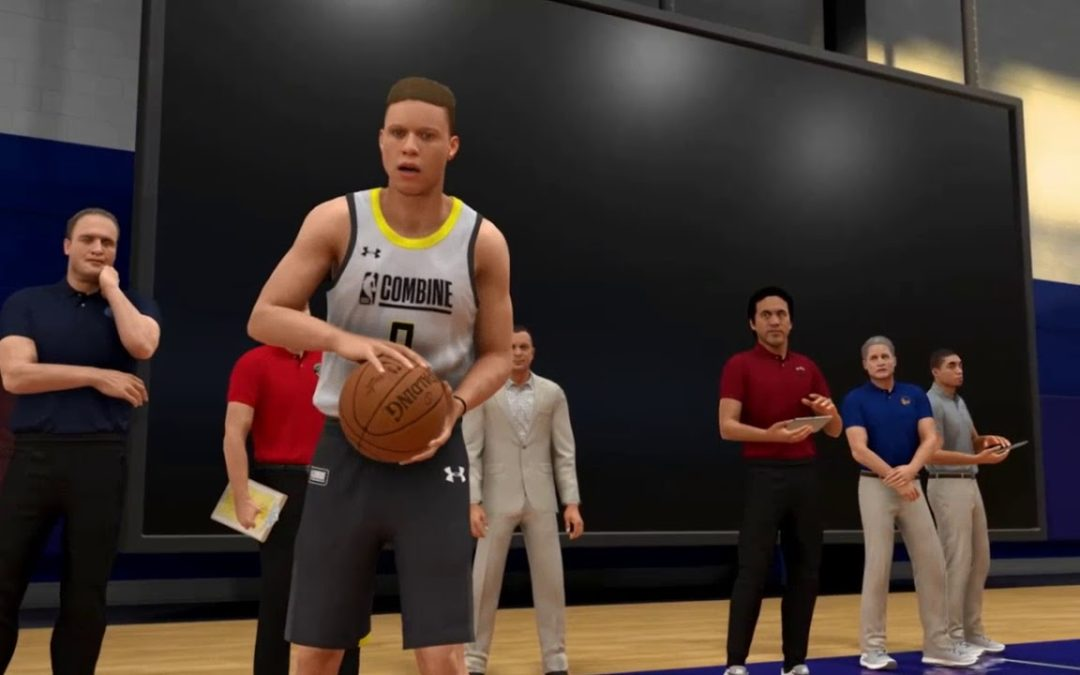 How to skip the NBA Combine and pre-draft storyline in NBA 2k20