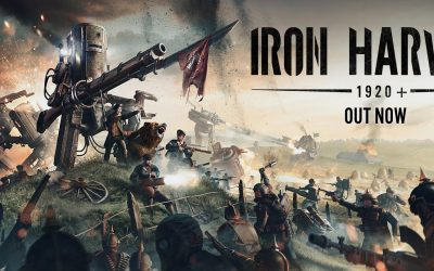 Iron Harvest…What a Disappointment!